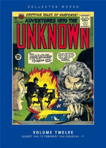 ACG Collected Works Adventures Into The Unknown Volume 12
